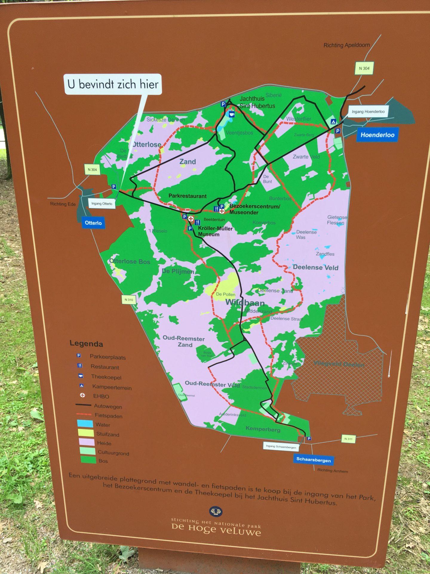 Nationalpark und neue Erkenntnisse